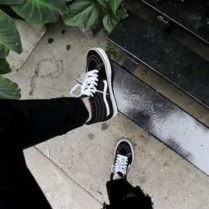 Vans Shoes - VANS Hi-Top Sneakers